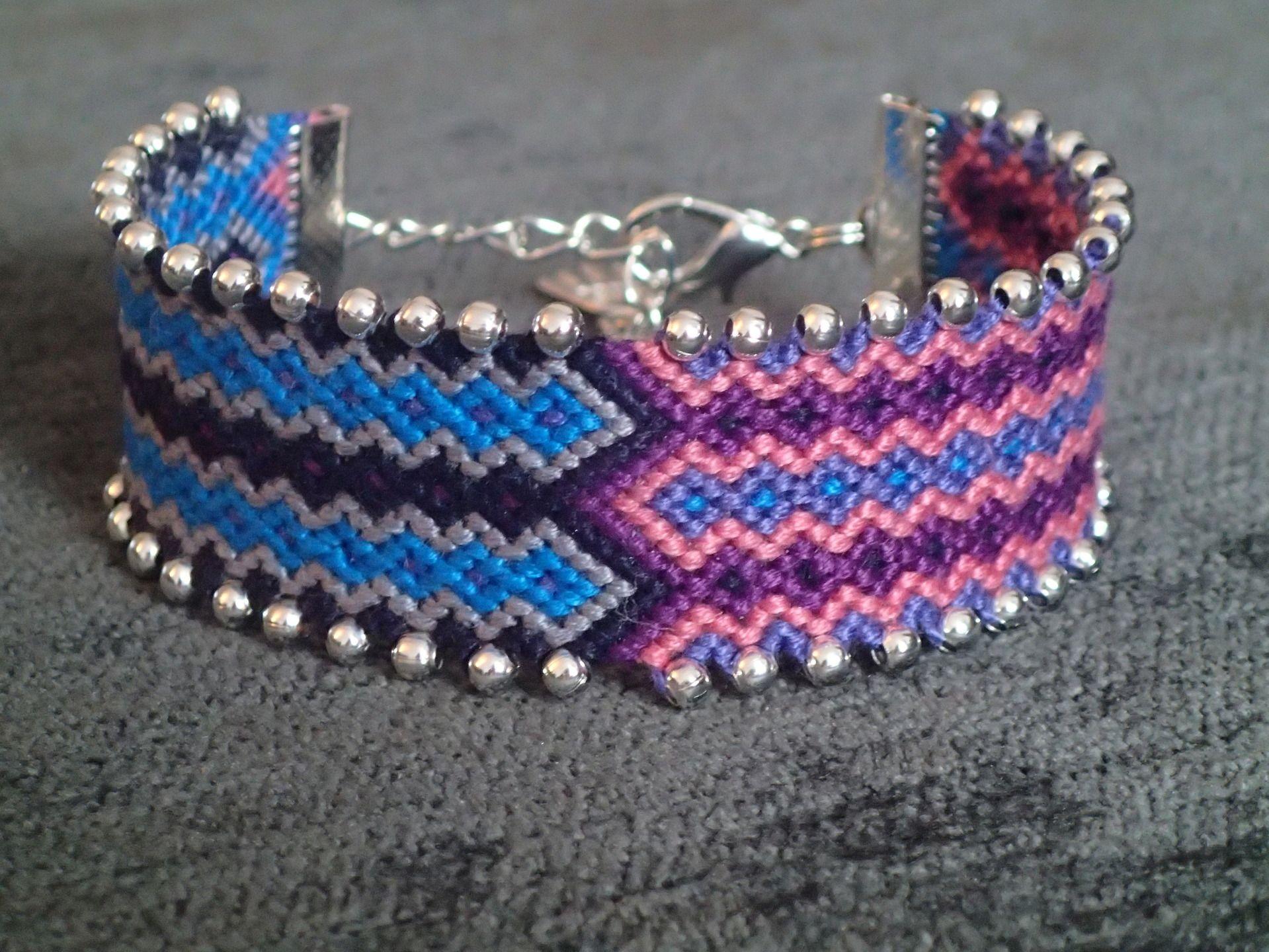 bracelet bresilien manchette