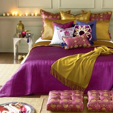 11 Indian Themed Room Design Ideas - metsaforhouse.com