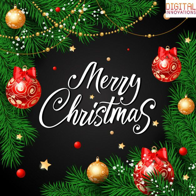 May this Christmas be filled with lots of happiness, peace of love and lots of surprises. Merry Christmas to All!!! #MerryChristmas Regards Digital Innovations