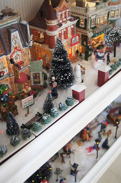 Haikaranpesä kodiksi.: Joulumaailma.