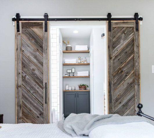 50 erstaunliche Schlafzimmer Schrank Design Ideen