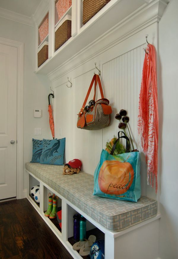 Practical And Space Saving Entryway Hanger Design Ideas | Small Entryways,  Hanger And Spaces Nice Ideas
