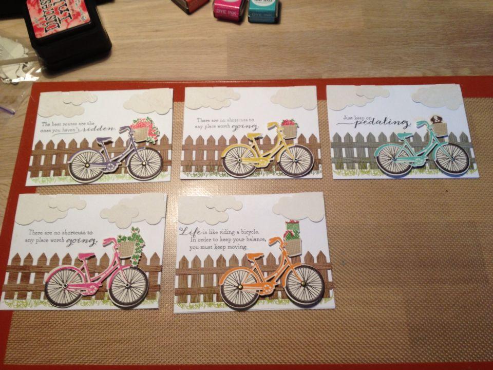 Cykel Kort Kort Cykler