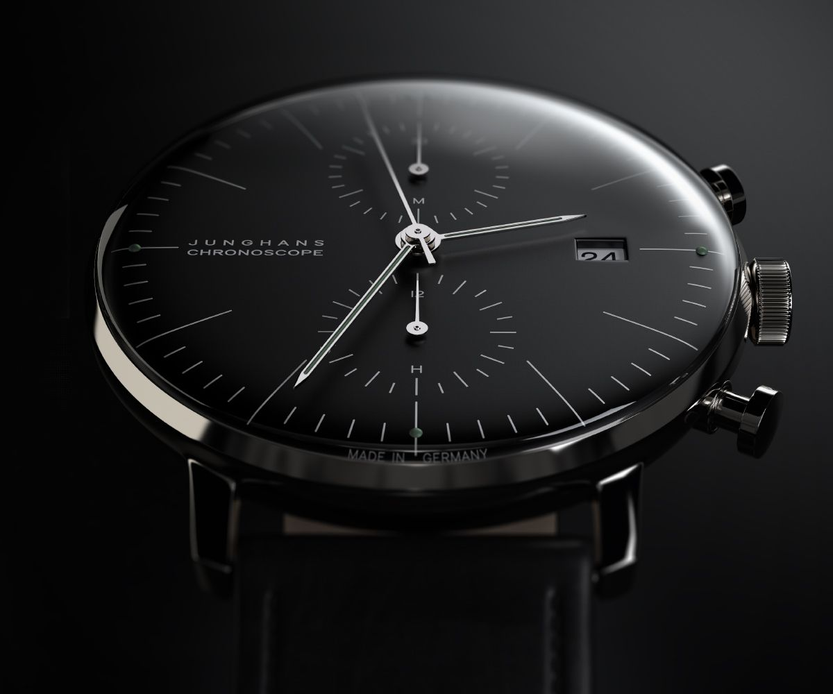 Junghans Uhren Products We Like Watch Junghans Classic Chronoscope