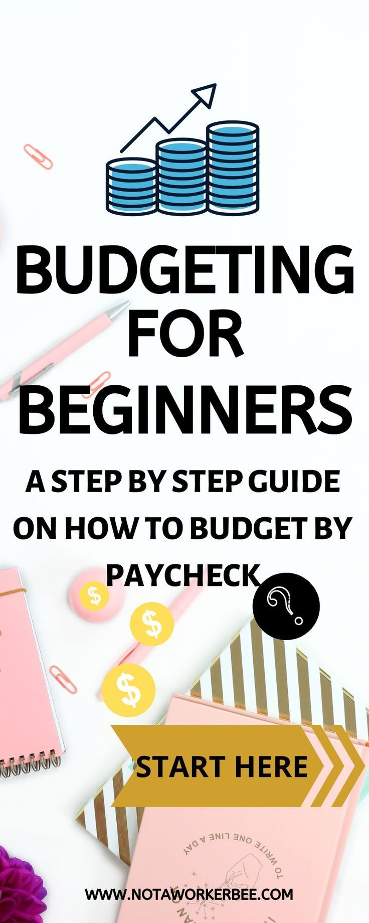 This step by step guide on how to budget is perfect for ...