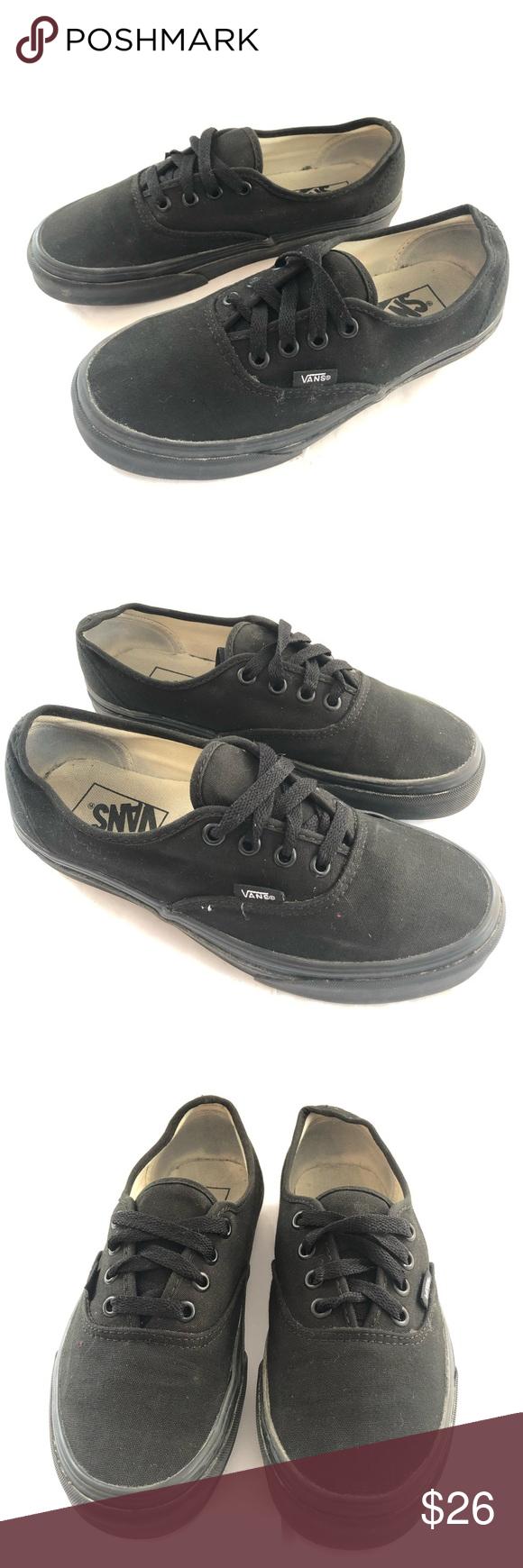 06fde8d21d94 VANS Lo Pro Classic Canvas Lace Up Skate Shoes GUC! Smoke free. VANS ...