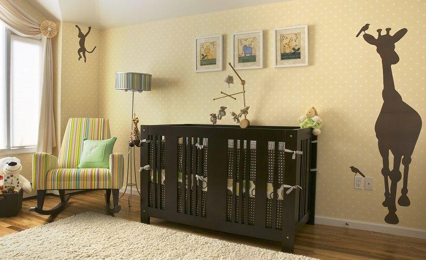 Ideas creativas para el dormitorio del bebé | El dormitorio, Ideas ...