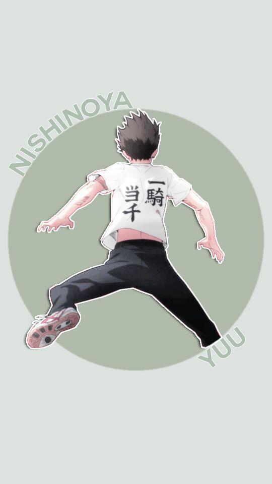 Fondos De Pantalla •Anime• - Fondos Nishinoya Yuu