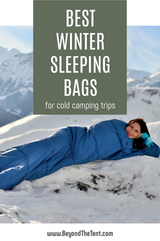 Photo of best winter sleeping bags