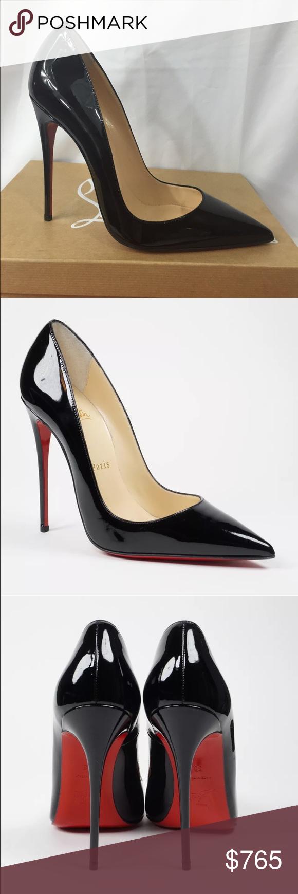 80d16e9e21eb Christian Louboutin So Kate 120 Patent Leather 38 Size  EU 38 (Runs small