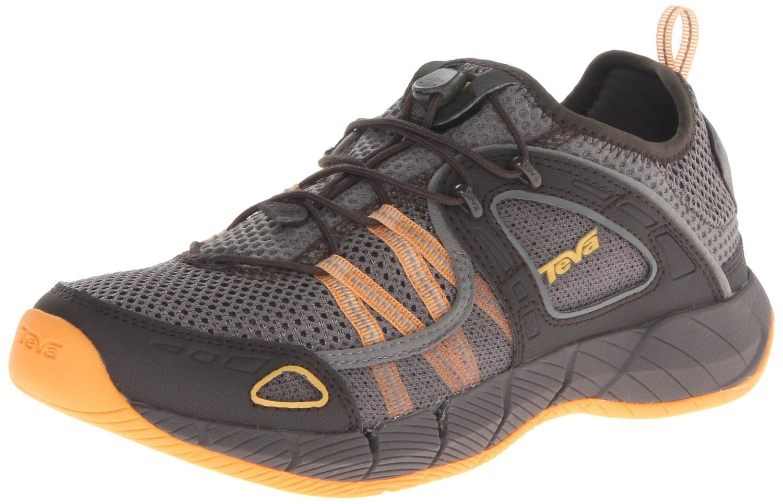 2a6c4d00b30f6 Amazon.com  Teva Men s Churn Performance Water Shoe  Shoes