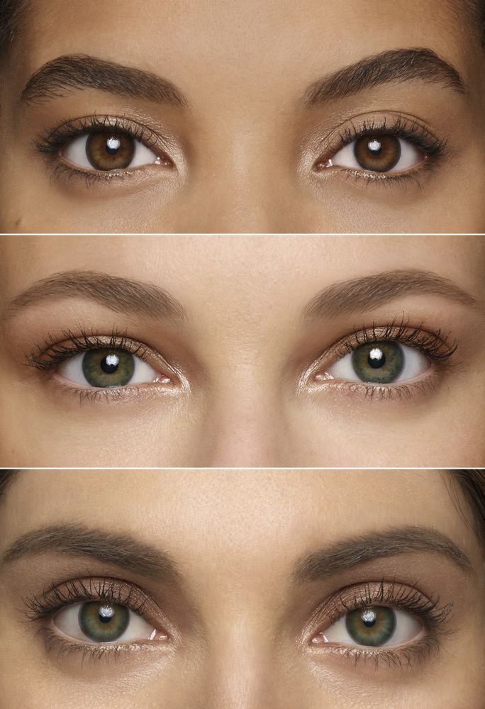 3a58c7e35ee Would you try light-reflecting contact lenses to make your eyes sparkle