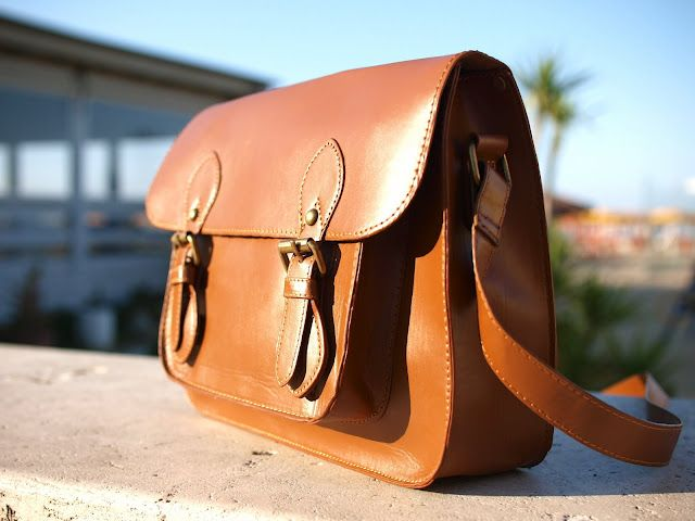 satchel by Bershka