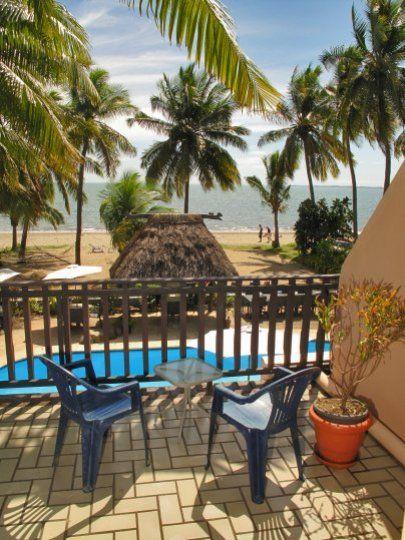 Aquarius On The Beach Balcony View Nadi Fiji