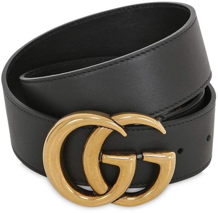 Gucci 40mm Gg Leather Belt Com Imagens Cinto Gucci Feminino Cintos De Luxo Cinto Gucci