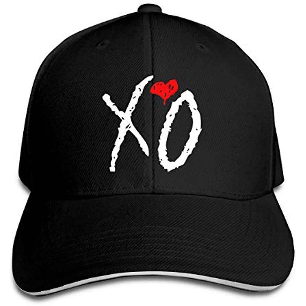 Cool The Weeknd Xo Classic Baseball Cap Unicotton