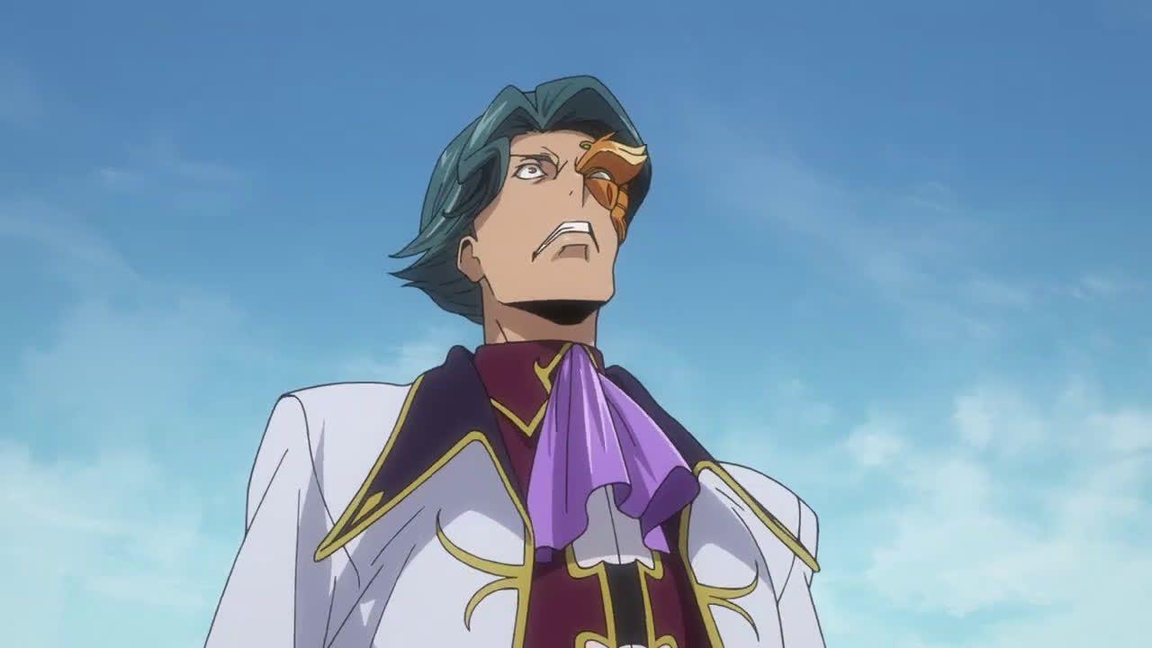 Code Geass: Fukkatsu no Lelouch (Code Geass: Lelouch of the