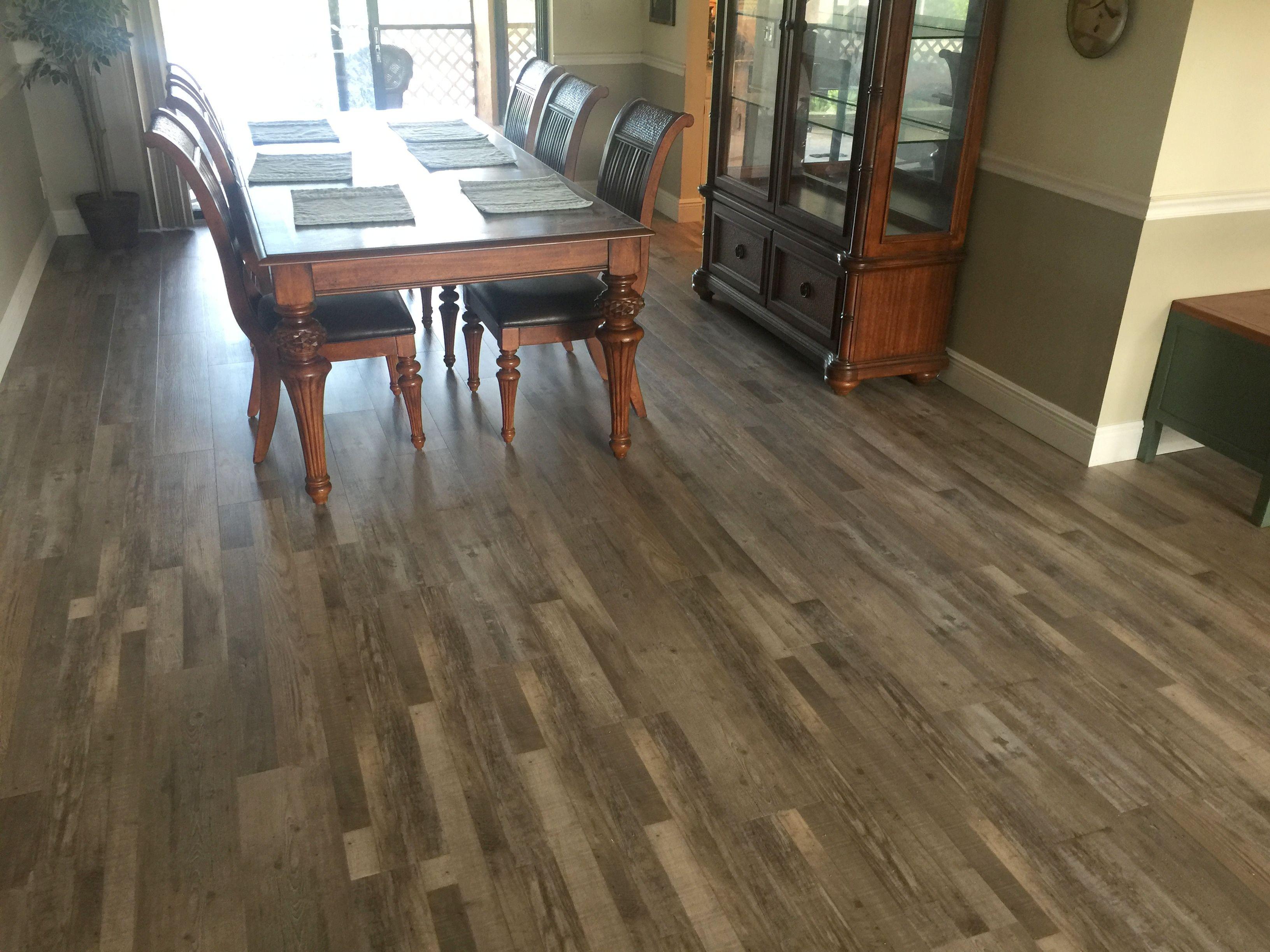 Williamsburg Ash Luxury Waterproof Flooring  Scratch