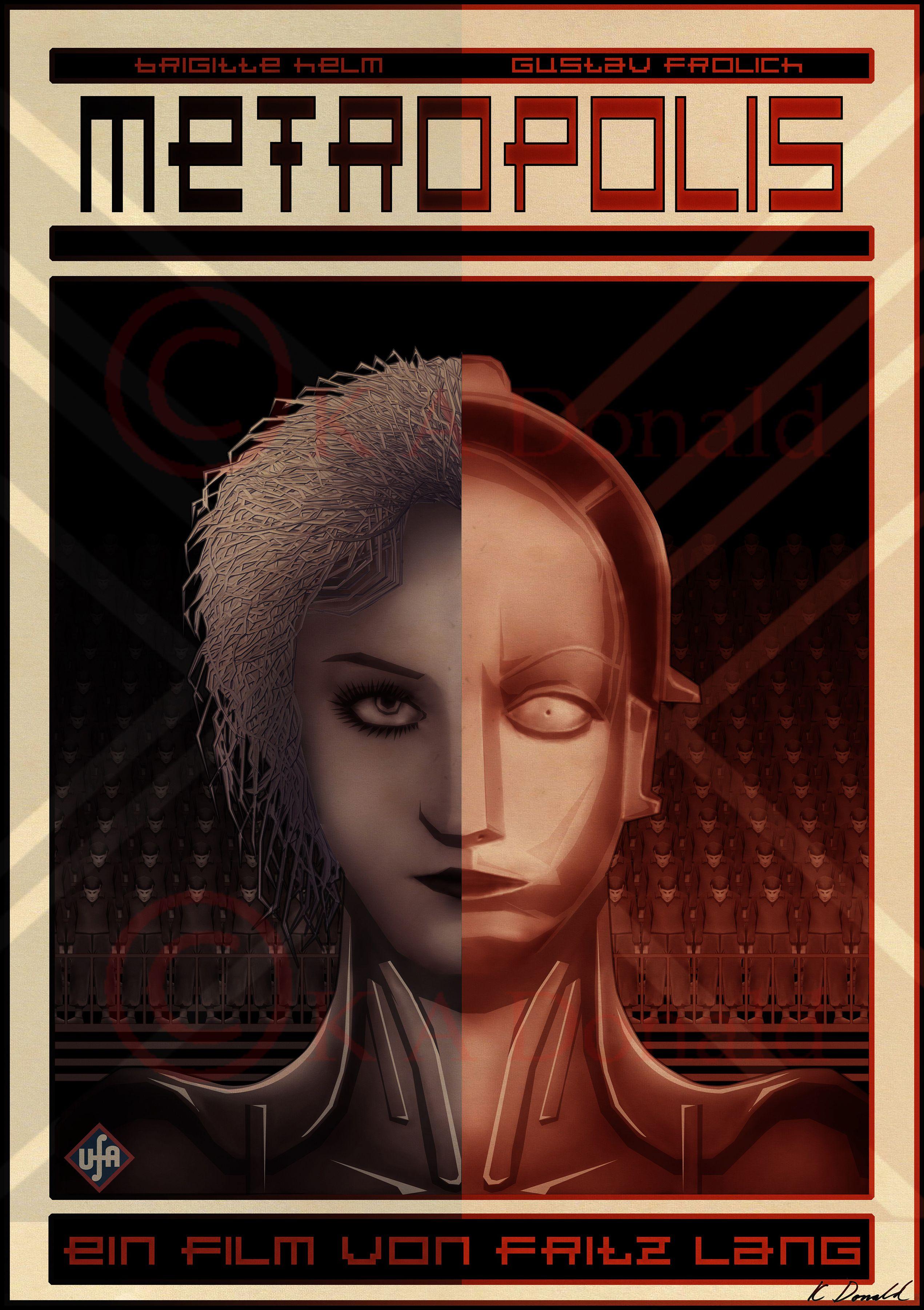 Poster By K A Donald Plakat Obrazky