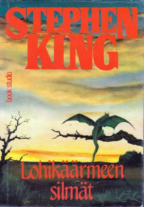 Lohikäärmeen silmät - Stephen King