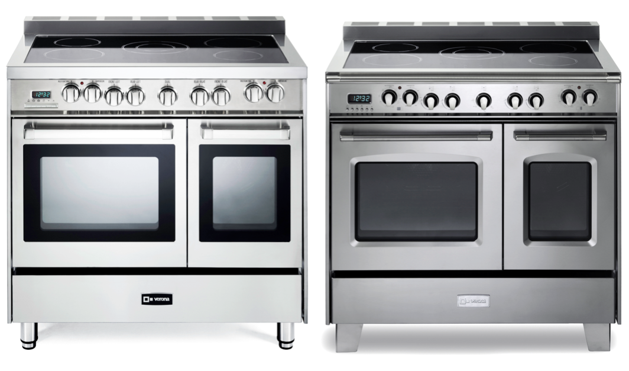 """These all new Verona Fully Electric 36"""" Double Oven Ranges ..."""