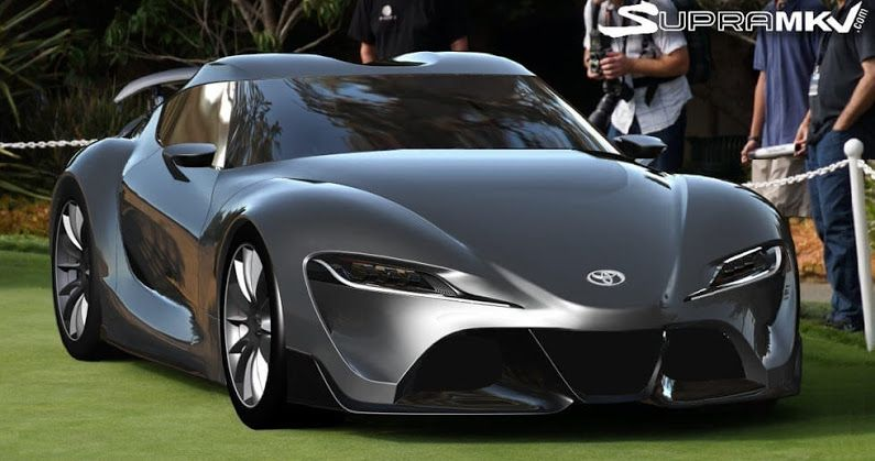 2019 Toyota Supra Looks Great In Latest Rendering The Toyota Supra Is  Continuing Its Slow March