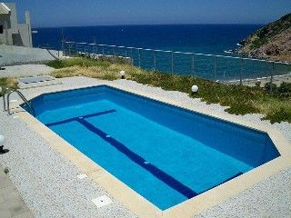 Modern villa with private pool and stunning sea viewsFerienhaus in Fodele von @HomeAway! #vacation #rental #travel #homeaway