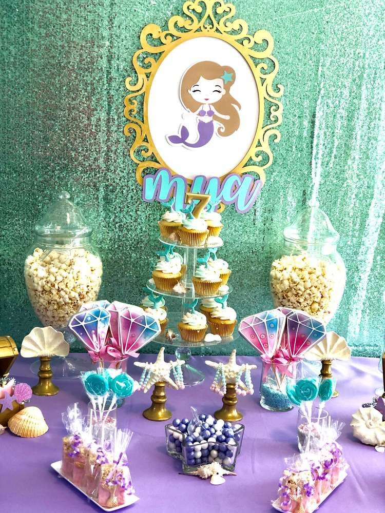 Under the Sea Birthday Party Ideas Photo 9 of 27 in 2020
