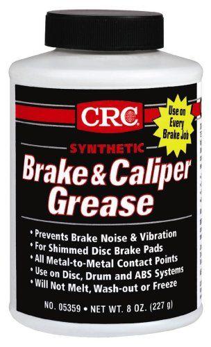 Crc 5359 Brake Caliper Synthetic Grease 8 Wt Oz Crc 5359 Brake