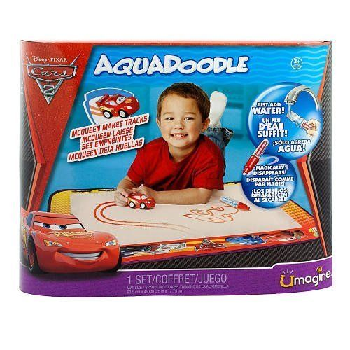 Aquadoodle Cars 2 Character Mat By Aquadoodle By Aquadoodle 23 87 Recommended Age 2 5 Years Aquadoodle Brings The Magic Of Cars 2 To Your Finger Tips Wit