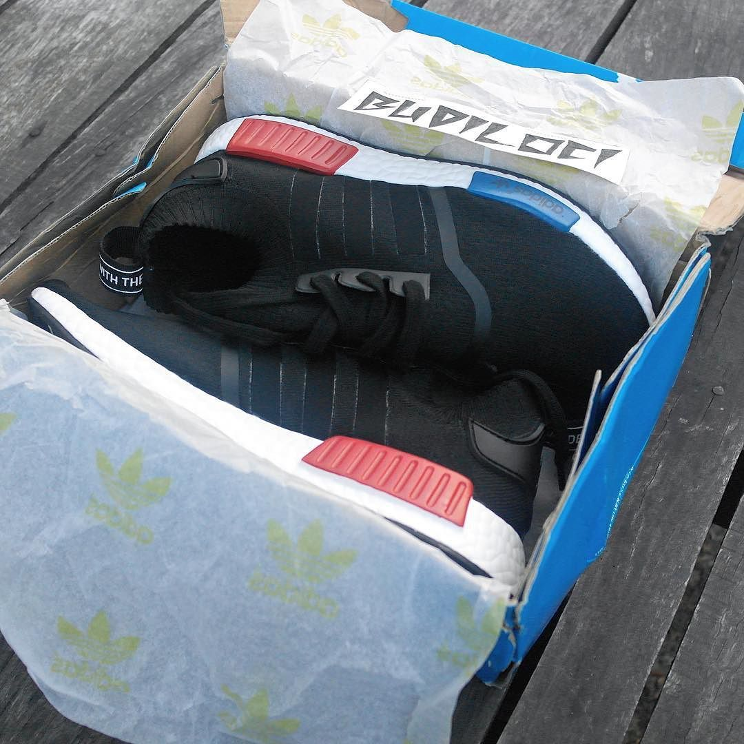 7cdc5167e ADIDAS ORIGINALS NMD FIRST COLOURWAY 9uk copy ori  budiloci  streetclique   nmd  boost  teamnmd  teamadidas  adidas  hypebeast  hypefeet   adidasoriginals ...