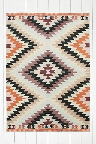 Rugs Doormats Urban Outfitters Kilim Diy Painting Color Block Curtains