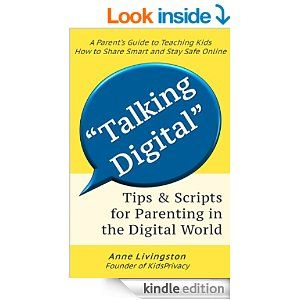 Free Amazon Download On Saferinternetday Seattle Author Anne Livingston S Book On How Parents And Kids Can Talk Parenting Free Amazon Products Teaching Kids
