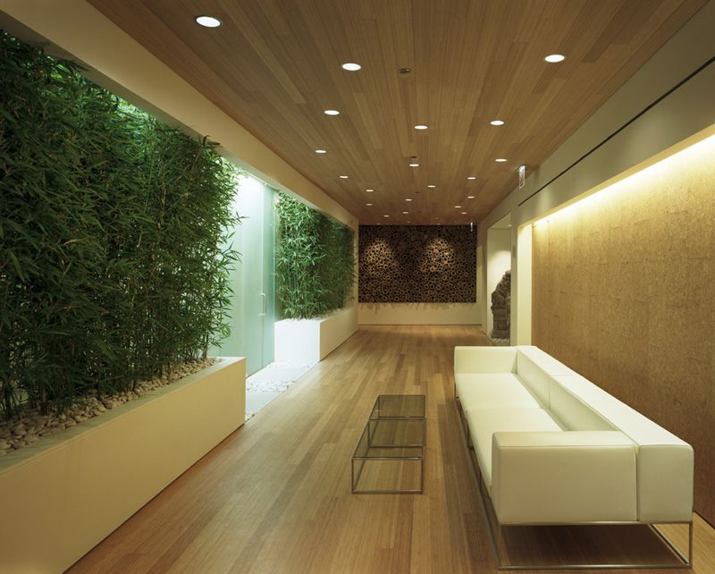Office Tour: 55 Inspirational Office Receptions, Lobbies, and ...