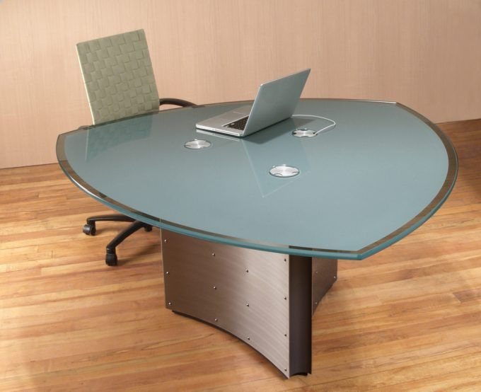 modern glass meeting table conferanc pinterest conference