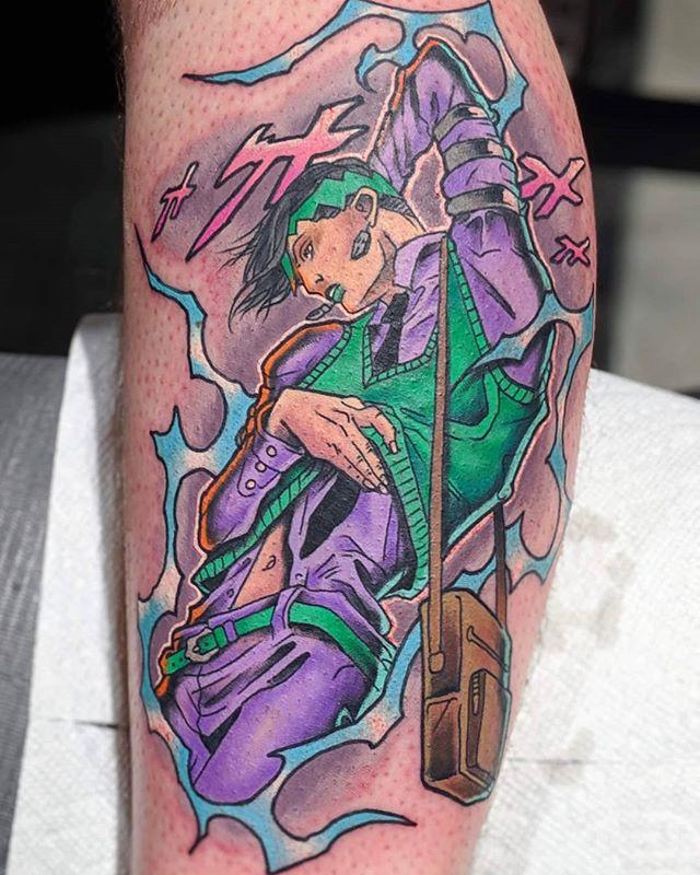 Tattoo You Jojo : tattoo, Jojotattoo, Hashtag, Instagram, Photos, Videos, Adventure, Tattoo,, Anime, Tattoos,, Tattoos