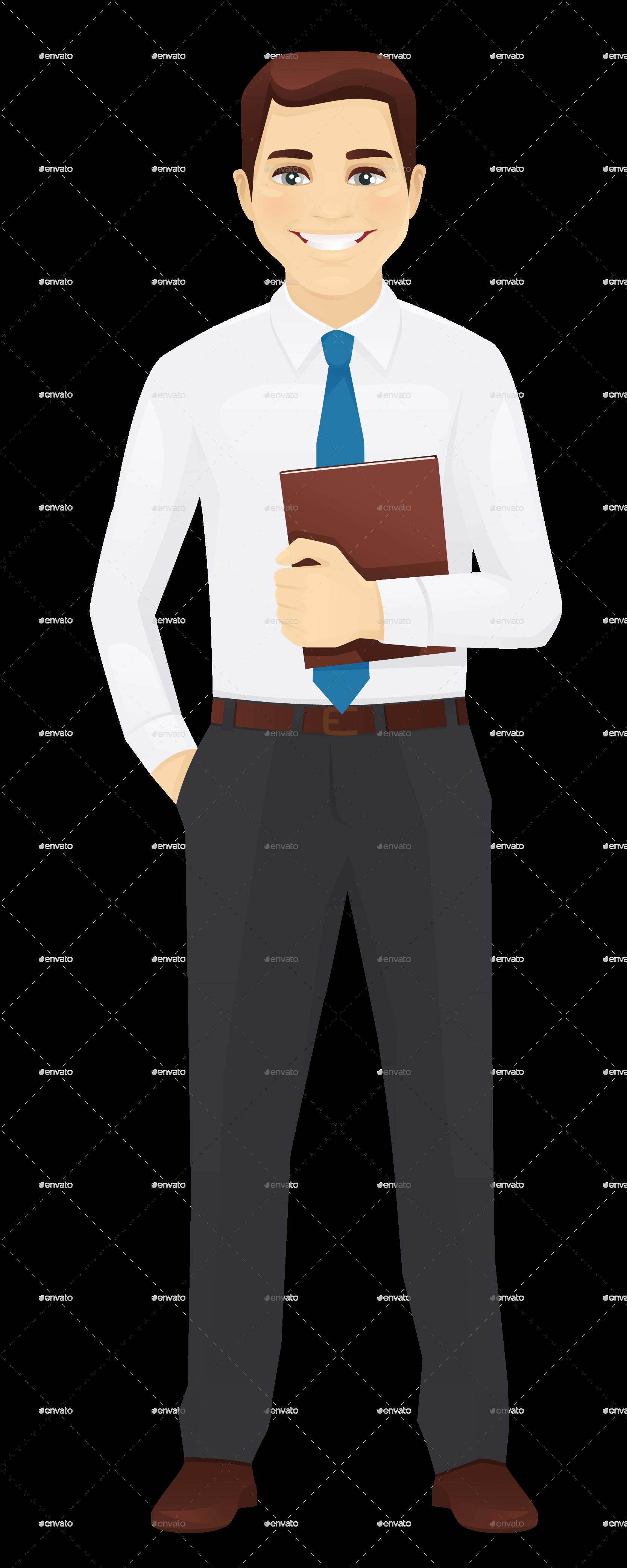 Businessmen Africa African Black Business Businessman Cartoon Characters Collection Gadget Guy Illustration I Business Man Cartoon Man