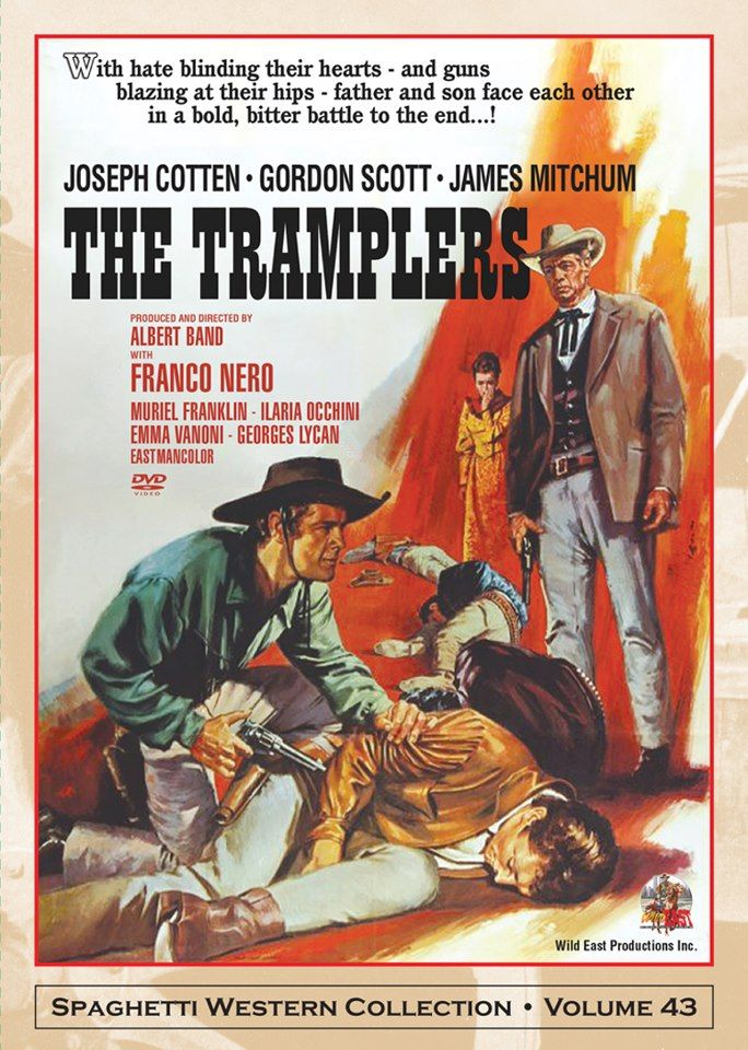 Watch The Tramplers Full-Movie Streaming