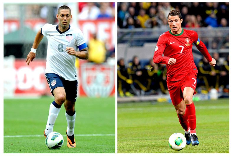 2014 Fifa World Cup Brazil Preview Usa V Portugal Fifa World Cup 2014 Fifa Football