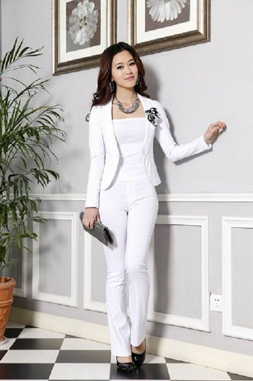 Match Outfits with White Pants 2014-2015 | Daily Photos | Lovely ...