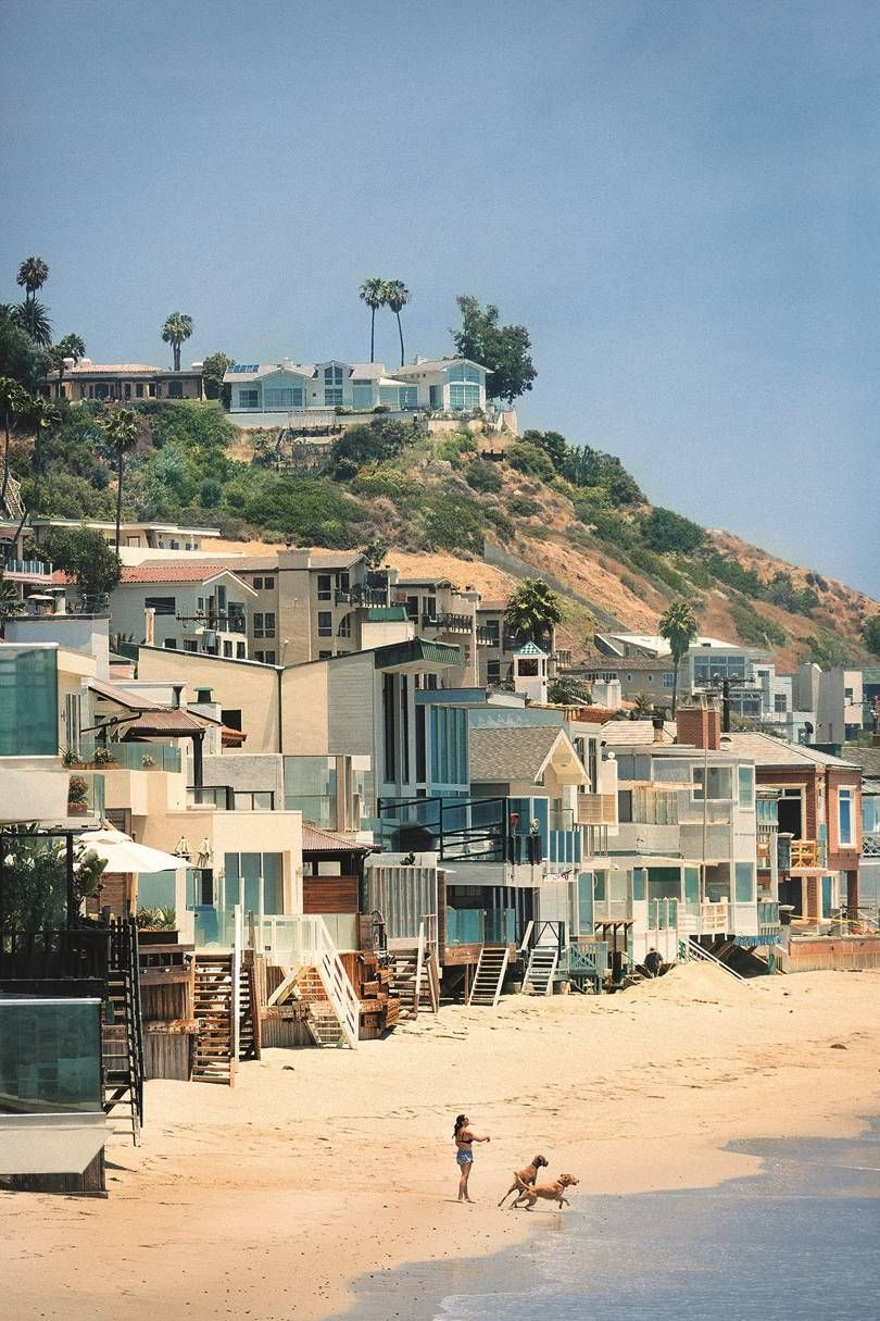 Condé Nast Traveller guide to the coolest haunts in #Malibu #California
