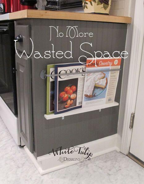 Add Kitchen Storage In 20 Minutes Kitchen Storage Space Kitchen Storage Storage