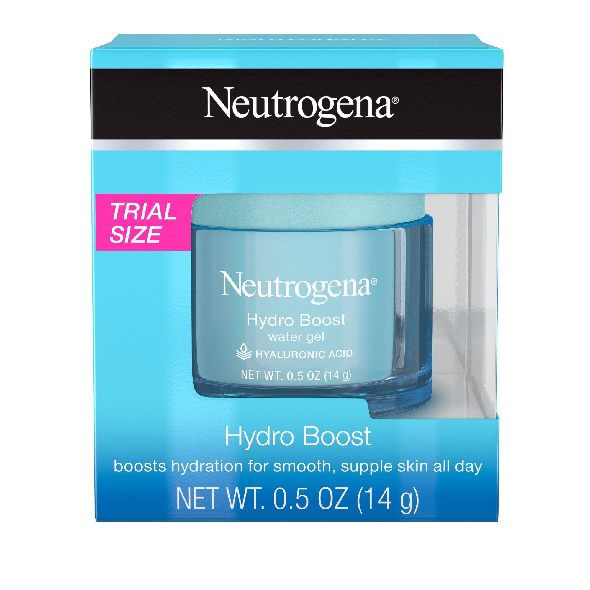 Neutrogena Hydro Boost Hydrating Water Gel Face