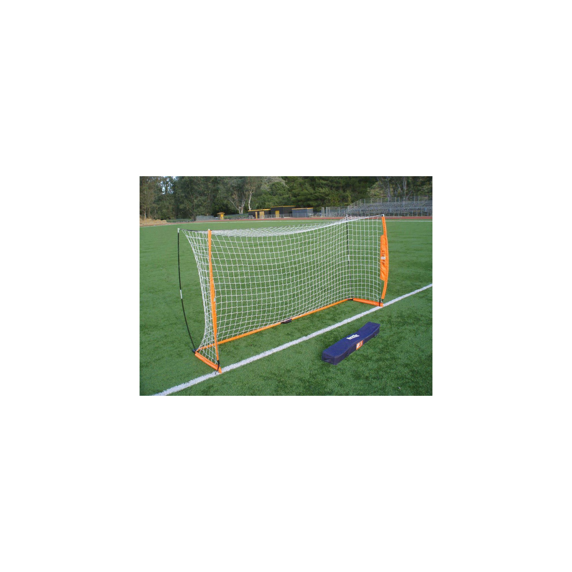 fae22775a Bownet 6 Foot X 12 Foot Portable Youth Training Practice Soccer Goal, Orange