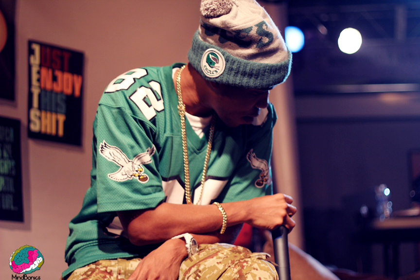 Spitta Eagles Throwback!