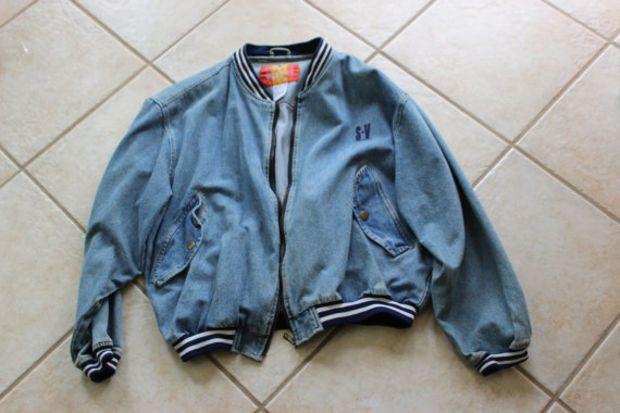 Vintage 90s Denim Jacket 90s Denim Jacket 90s Denim Jackets