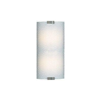 LBL Lighting Omni 2 Light Outdoor Flush Mount Shade Color: Fabric Linen, Finish: Bronze, Bulb Type: E26 BT15 60w 120v