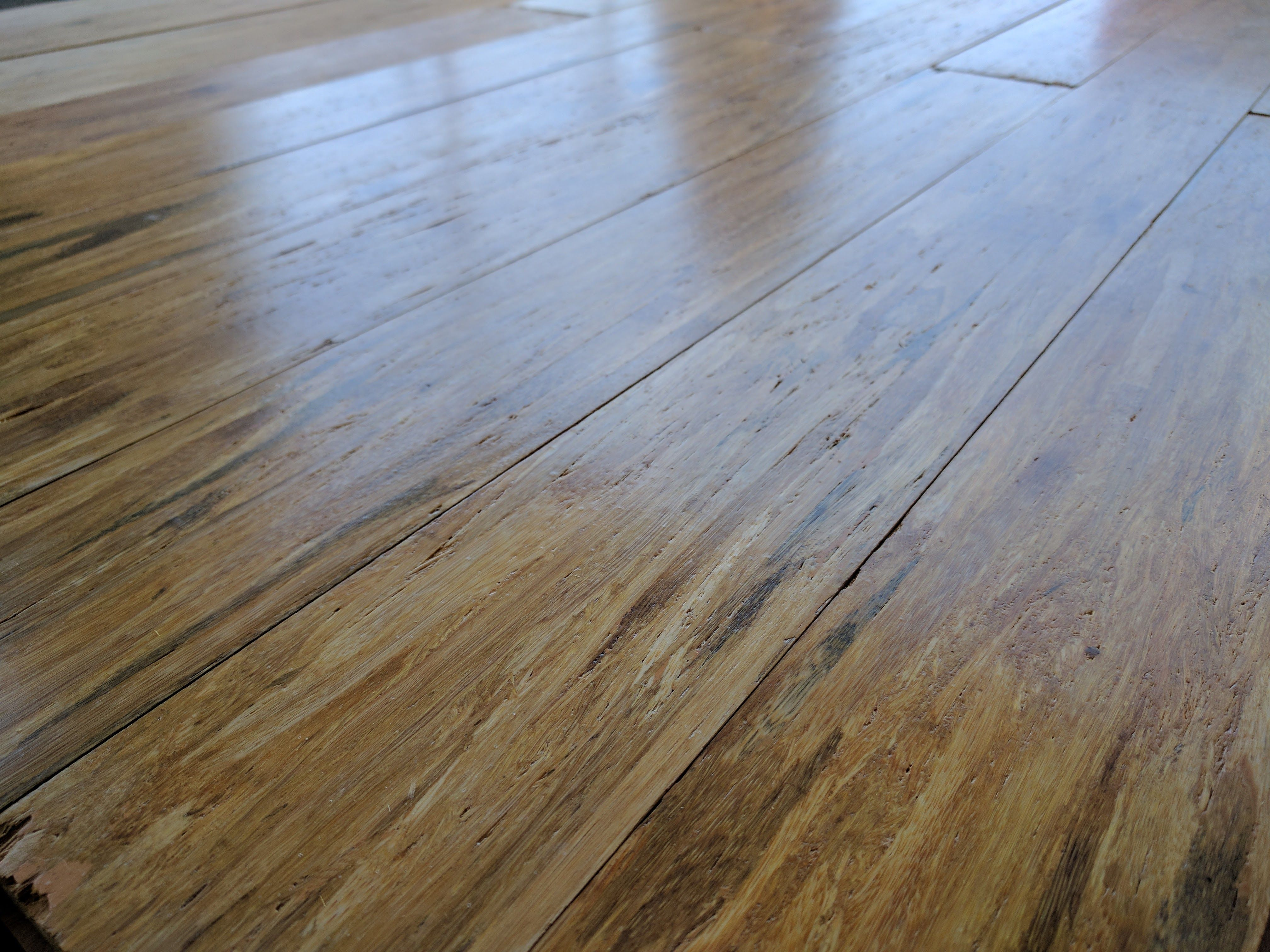 Bamboo Flooring Now Made In The Usa No More Formaldehyde Concerns From China Faca Voce Mesmo Facas