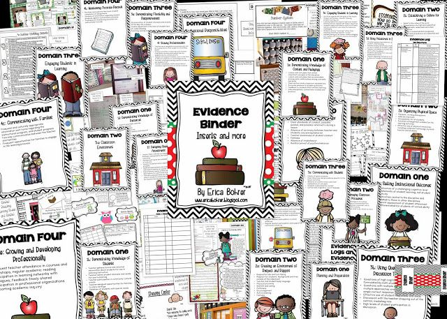 Evidence Binder - The evidence binder itself is supposed to