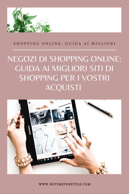 first look great prices classic shoes Negozi di shopping online: guida ai migliori siti di ...